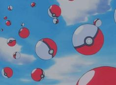 Kain the Insane ~ Pokeballs