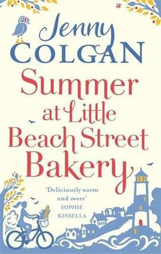 """Review for """"Summer at Little Beach Street Bakery"""" - Reading to Distraction"""
