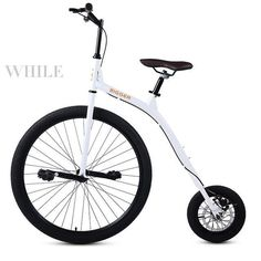New brand City Retro Bike Bicycle Carbon Steel Large & Small Wheel Cycling Bicicleta Blue/Red/White/Black Bicycle