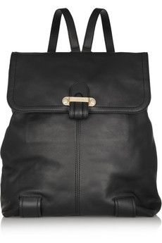 See by Chloé Mallow leather backpack    NET-A-PORTER This is exactly what I need.