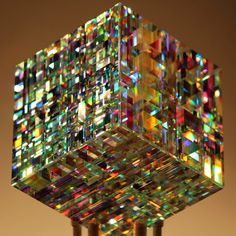 Chroma Cube by Jack Storms