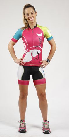 Conjunto Ciclismo Mariposas Sweet Sweat Ciclismo Mujer bcd522c52