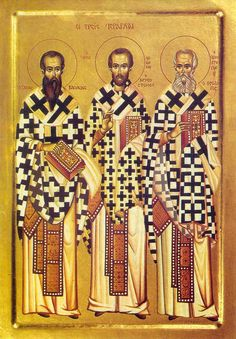 The Three Hierarchs Prayers, Blog, Crafts, Painting, Icons, Saints, School, Winter, Google