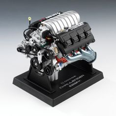 Dodge Challenger SRT-8 Engine | RacingJunk.com
