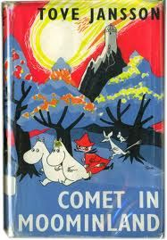 Comet in Moominland and all the Moomin books