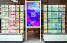 Lush launches new high-tech experimental store in Japan - Latest Retail Technology News From Across The Globe - Charged Retail Technology, New Technology, Signage Design, Digital Signage, Store Design, Lush, Tokyo, Product Launch, Apps