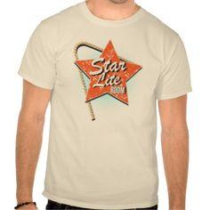 Star Lite Room, Vintage Hollywood Supper Club Shirt
