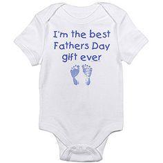 Cafepress Father's Day Gift Newborn Baby Bodysuit