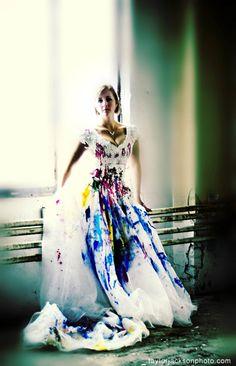 Trash The Dress - Wedding Photography
