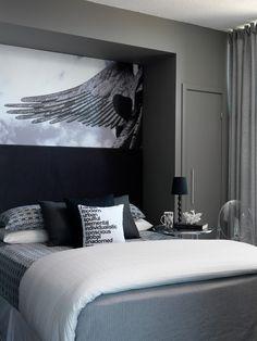 Condo Project - contemporary - bedroom - toronto - Toronto Interior Design Group