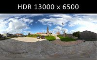 Restarea 360 degree full HDRi
