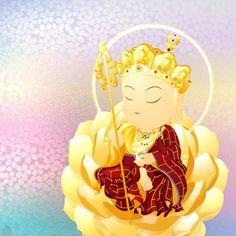 Little Buddha, China, Buddhist Art, Chinese Art, Japanese Art, Princess Zelda, Statue, Cute, Pictures