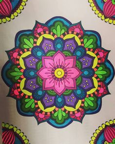 """ d& Rautenberg - . Mandala Doodle, Doodle Zen, Mandala Drawing, Mandala Painting, Dot Painting, Cow Coloring Pages, Mandala Coloring Pages, Coloring Books, Mandala Design"