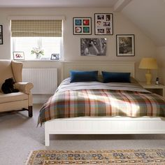 Girl's bedroom | Edwardian home in London | House tour | PHOTO GALLERY | 25 Beautiful Homes | Housetohome.co.uk
