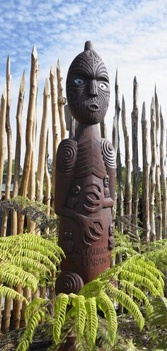 Hamilton Gardens -Te Parapara, North Island, New Zealand ~ Sunshine Coast Australia, Cairns, Tasmania, Brisbane, Atelier D Art, Maori Art, Kiwiana, All Things New, New Zealand Travel