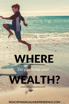 Today I am sharing how my wealth is divided, since I managed four currencies I have used a recent exchange rate and the quantities may vary, but will at least give you an idea of my foreign currency exposure.