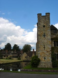 Heaver castle passed into the hands of Henry's fourth wife, Anne of Cleves.