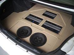 SQ install, 2001 Acura CL-S, future show car :) - Car Audio | DiyMobileAudio.com | Car Stereo Forum
