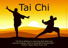 tai chi quotes | Tai Chi can help to prevent falls. Tai Chi is effective in developing ...