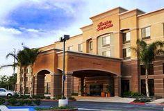 Hampton Inn & Suites Seal Beach Hotel, CA - Hotel Exterior