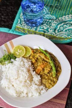 Whole Green Gram and Potato Curry with Koli Masala