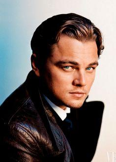 Leonardo DiCaprio fotografiado por Brigitte Lacombe, 2004