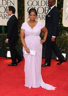 Octavia Spencer (2012)  Golden Globes