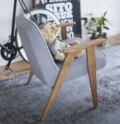 Zdjęcie numer 4 w galerii - Polski projekt: fotel 366 - klasyk PRL-u powraca