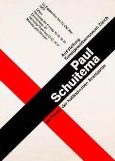 Paul Schuitema by Neuberg, Hans   Shop original vintage #posters online: www.internationalposter.com