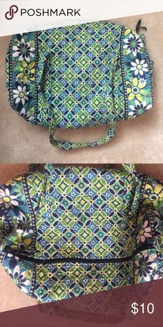 Vera Bradley duffle bag This bag has been well loved and does show quite a  bit. Poshmark 0ea66824ce