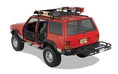 jeep cherokee receiver basket - Google Search