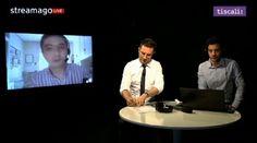"""Giuseppe Mastrodomenico intervistato da Giampaolo Colletti per #lilliput, """"la riscossa dei piccoli che fanno grande l'italia"""" progetto digitale di Altratv e Tiscali. Parlando di #Startup, #tracciabilità e #sogni"""