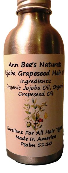 Your scalp needs to be moisturized, regardless of whether you have oily hair, hair loss, or dry damaged hair. Jojoba moisturizes your scalp deep to its pores. Since the molecular structure of Jojoba i