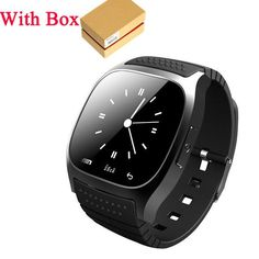 TimeOwner Bluetooth Smart Watch Android Clock Watches Wristwatch Smartwatch for IOS Android Xiaomi Smartphone Wearable Devices