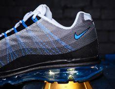 "vetement new balance - Nike Air Max 95 ""Military & Vivid Blue"" | Street Sneakers ..."