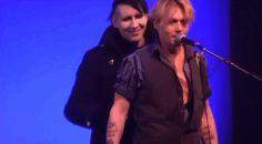 Marilyn Manson & Johnny Depp