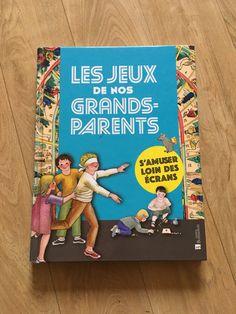 #famille #jeu #jouer #activité #activités #enfant #maman #parent Grands Parents, Lectures, Jouer, Books, Infant, Baby Feeding, Books To Read, Mom, Board