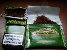 Golden Virginia rolling tobacco.