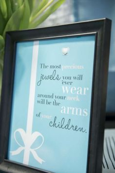 TIFFANY & CO Mother's Day Party Ideas | Photo 4 of 23 | Catch My Party