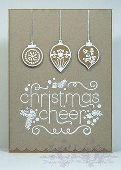 Stampin' Up! Cheerful Christmas