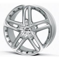 ANTERA 501 SILVER alloy wheels #alloy #wheels #ANTERA # 501 http://www.turrifftyres.co.uk/media/images/alloy_wheels/antera/antera-501-538px.jpg