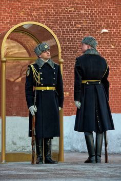 Change of Guard at the Tomb of the Unknown Soldier, Moscow