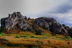 Morro Kandumbo in Huambo provincie