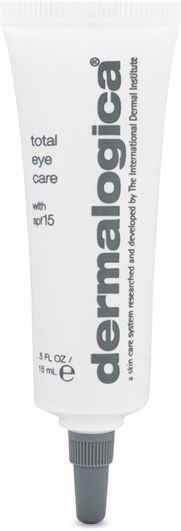 Dermalogica | Total Eye Care with SPF 15  I received samples of this after ordering other products..tried it& I instantly fell in love! Ordered it ASAP! Great product!