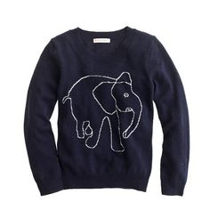 Garments for Good: Founded in 1977, the David Sheldrick Wildlife Trust rescues and protects orphaned elephants and rhinos in East Africa from ivory poaching and extinction. To date, they've successfully rescued, hand raised and rehabilitated over 160 elephant orphans before reintegrating them into the wild. In their honor, we teamed up with Brooklyn-based artist Hugo Guinness to create this limited-edition sweater, featuring an illustration of our friend Bongo the elephant. An energetic ...