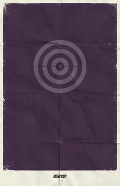Beautiful Poster Designs Inspired By Marvel / Hawkeye Poster Marvel, Marvel Movie Posters, Superhero Poster, Comic Poster, Superhero Movies, Poster On, Marvel Characters, Marvel Movies, Poster Prints