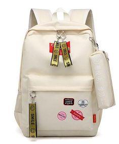 9ffcc2c696c3 USB Quality Canvas school backpack for girls Large Capacity Fashion  bookbags women school bag Female Preppy Style new arrival