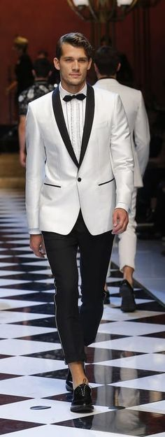 12 Rules That Will Clearly Guide You Through Your Tuxedo Decision Mens Fashion Suits, Mens Suits, Suit Guide, Wearing A Tuxedo, Formal Suits, Tuxedo For Men, Every Man, Men Style Tips, Types Of Fashion Styles