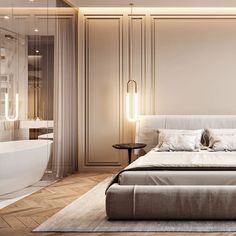 #AllofRenders This connection Bedroom-Bathroom  Render by@vanishvanish Are you looking for a support for your interior and and…
