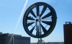 Honeywell's Home Wind Turbine Goes on Sale Today! Benefits of Solar Energy found at www.ourenewablenergy.com